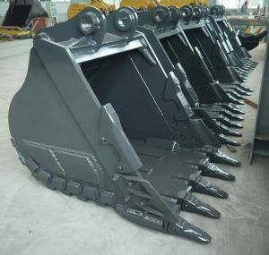Quality Construction Machine Caterpillar Excavator Attachments / Excavator Spare Parts for sale