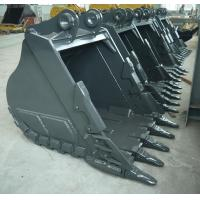 Quality Construction Machine Caterpillar Excavator Attachments / Excavator Spare Parts For Volvo EC55 for sale
