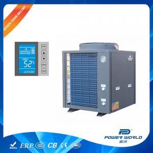 China Высокотемпературный тепловой насос источника воздуха для домашнего комфорта с топлением кондиционирования воздуха и космоса wholesale