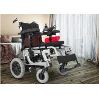 Wholesale cheap price aluminum portable disabled electric wheelchair with battery