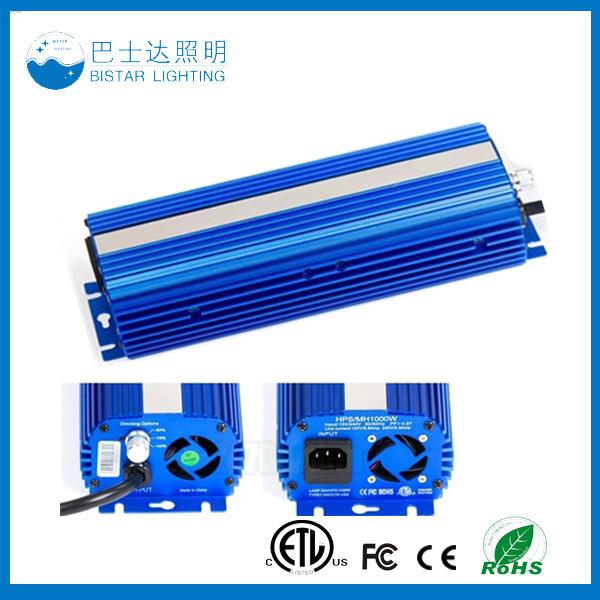 Quality 220/240v digital MH/HPS 600 watt 1000 watt electronic ballast with cool fan for sale