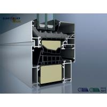 China Window Thermal Break Aluminium Profiles Alloy 6061 High Tensile wholesale