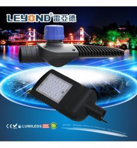 Buy cheap el módulo del sensor de microonda llevó la iluminación urbana del camino del proyecto de camino del gobierno de la luz de calle 160lm/w from wholesalers
