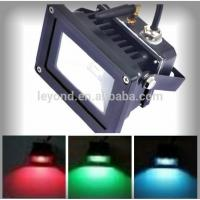 China Outdoor Color Changing High Power LED Flood Light , 120 Degree Led Rgb Flood Light wholesale