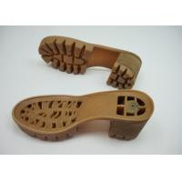China RJ-178 Plastic Injection TPR Outsole For Sandal / Leather Shoe Making wholesale