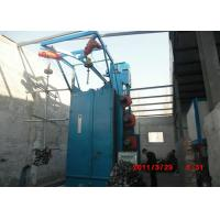 Buy cheap Q37 Hanging Hook Type Shot Blasting Machine , Shot Blast Cleaning Machine Non - Pit from wholesalers