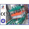 China Column Type Rubber Tile Making Machine , Customized Rubber Press Machine wholesale