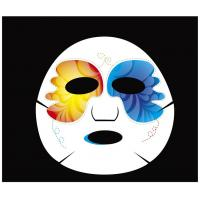 China Custom Animal Face Pack Paper Facial Mask 30% Viscose 70%Polyester on sale