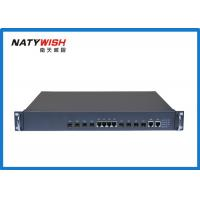 China WEB Management 4 PON Ports EPON OLT , 1U Mini 10G OLT GEPON For FTTH Network wholesale