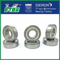 China Long Life Steel Deep Groove Ball Bearing OEM Services wholesale
