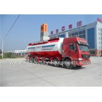 China powder material transport semi trailer with 27000kg rated contained quality wholesale