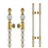 China Crystal Effect Door Handles wholesale