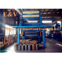 China 12000T 8mm - 25mm Copper Rod Continuous Upward Casting Machine With 500 Type Furnace wholesale