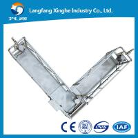 China L type suspended scaffolding/facade cleaning machine/construction cradle manufacturer wholesale