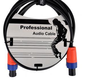 Buy cheap 2-Conductor 20 pies de cable de altavoz resistente SPEAKON al cable de SPEAKON from wholesalers