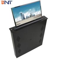 Buy cheap Brushed Aluminum Alloy Panel Conference Table LED Screen Lifting Up Mechanism 17 from wholesalers