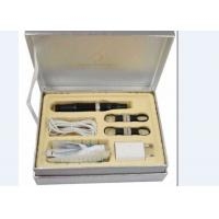China Electric Microneedle Permanent Makeup Machine For Skin Tightening And Acne Scar Reduction on sale