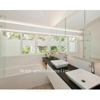 China China Factory 4mm 5mm 6mm Australia standard Frosted louvered windows wholesale