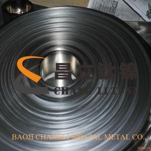 China Best Pure titanium foil&strips on sale