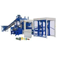China QT6-15 automatic hydraulic cement hollow block making machine/interlocking brick machine from manufacture with low price wholesale