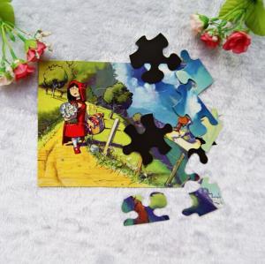 China Scenery Puzzle Fridge Magnet wholesale