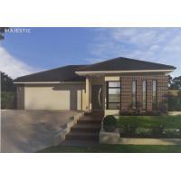 Modernization and economic cheap light steel structure bungalow design