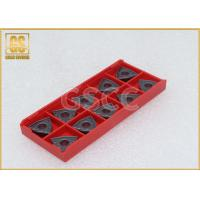China Multi - Coated Tungsten Carbide Inserts High Temperature Resistance wholesale
