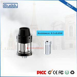 China Diameter 22mm Starter Kit CBD Atomizer customized color , 2.0ml Capacity wholesale