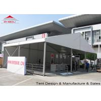 China Aluminum Frame Trade Show Tents 15m*10m / Luxury Exhibition Tents on sale
