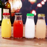 China 10oz Glass Milk Bottle wholesale