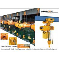 Small Capacity Electric Chain Hoist  with copmetitve price for daily using