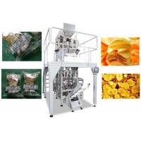 Buy cheap Automatic Chips Packing Machine, Speed 5-70Bags/Min,Multihead Weigher Packing Machine from wholesalers
