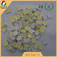 China High lumen 0.5w 5050 smd high power led with super white color wholesale