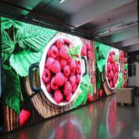 China Full Color Outdoor Rental LED Display P3.91 P4.81 P5.95 P6.25 500x500 Stage Rental wholesale
