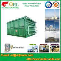 China Flue Gas Economiser For Boiler , Heat Economizer In Power Plant Anti Corrosion on sale