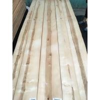 China Rustic Knotty Maple Veneer with Double Colors from www.shunfang-veneer.com wholesale