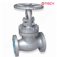 China Carbon Steel Globe Valve, Flanged, 2-24 Inch TECV wholesale