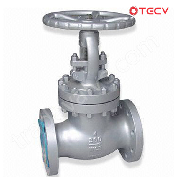 Quality Carbon Steel Globe Valve, Flanged, 2-24 Inch TECV for sale