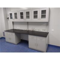 China Professional Chemical Lab Furniture Anti Up 400 Degree Temperature All Steel Structure wholesale