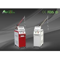 China Q Switch Laser Tattoo Removal Machine 100% Korea Imported Light Guiding Arm wholesale