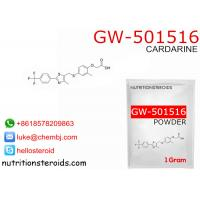 GW-501516 Cardarine SARMs Steroids For Losing Weight CAS 317318-70-0