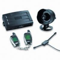 China 2-way Car Alarm System with Engine Start and Real Time Monitoring wholesale