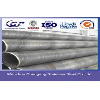 JIS G3448 / DIN17456 / DIN17458309S Gas Welded Stainless Steel Pipe Cold Drawn 0Cr23Ni13