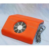 China Red Indoor Desk Fixed 220V -240V Nail Dust Collector Nail Dryer For Grind, Sharpen wholesale