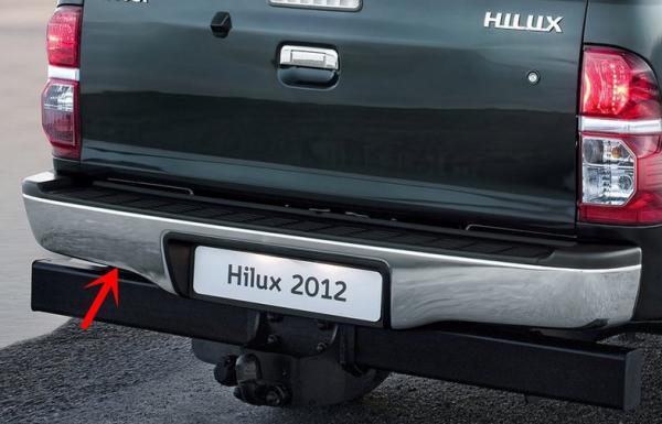 Toyota Hilux Bar Images