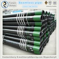 China API SPEC. 5CT Seamless Casing Pipe, Steel Grade J55,N80,P110,PH-6 Petroleum Casing and Tubing in oil and gas wholesale