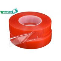 China Strong Acrylic Adhesive Clear Double Sided PET Tape Thin PET Tape Good Durability wholesale