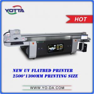 China digital poster printing machine uv flatbed printing machine on sale