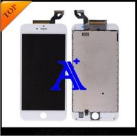China Touch screen digitizer for iPhone 6s plus, glass+frame+display for iphone 6s plus white cheap selling wholesale