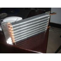 slope tube evaporator for car-air conditioner